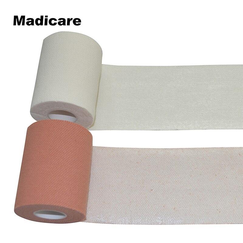 1 Rolo de 10 cm x 4.5 M Bandagem Elástica Adesiva Elastoplast Pano Fita  Adesiva Fitas de Proteção De Pulso Joelho Cotovelo em Proteção para  cotovelo ... 7a07edd4d6d09