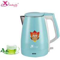 Kettles Electric Kettle Quick Heating Stainless Steel Inwall Safety Auto Off Function 1500W 1 8L Double