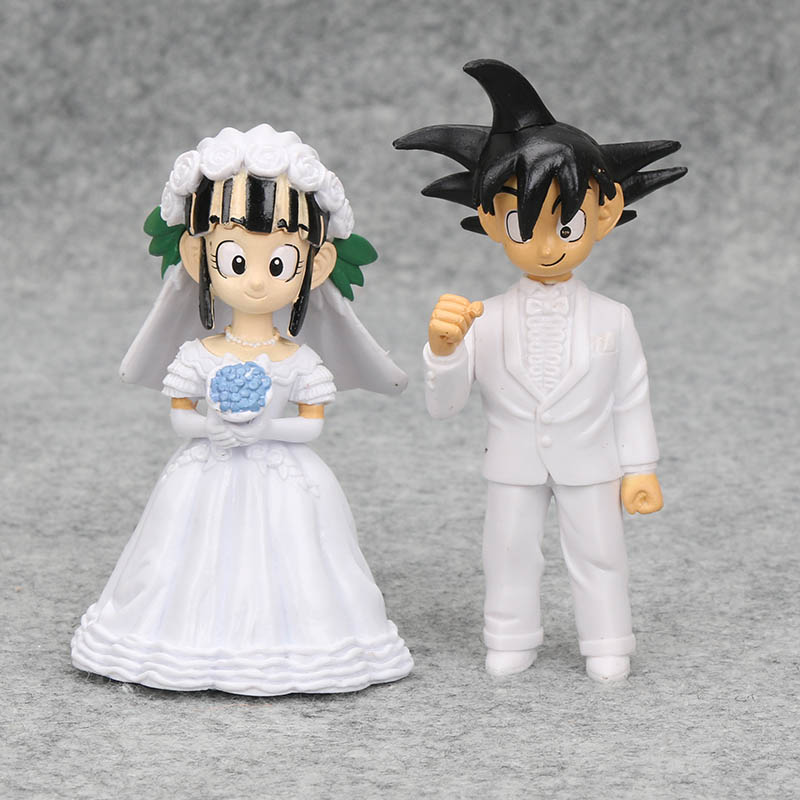 Top 9 Most Popular Chichi Goku Wedding Toys Ideas And Get Free