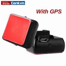 Conkim Mini 0803 and Mini 0805 Car DVR Holder micro USB,Cam Bracket with GPS, 3M GPS Car Recorder Bracket