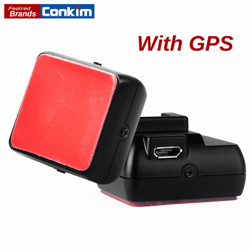 Conkim Mini 0803 mini 0801s mini 0805p Mini 0805 Car DVR Holder micro Micro، Bracket Cam با GPS، براکت ضبط اتومبیل GPS 3M