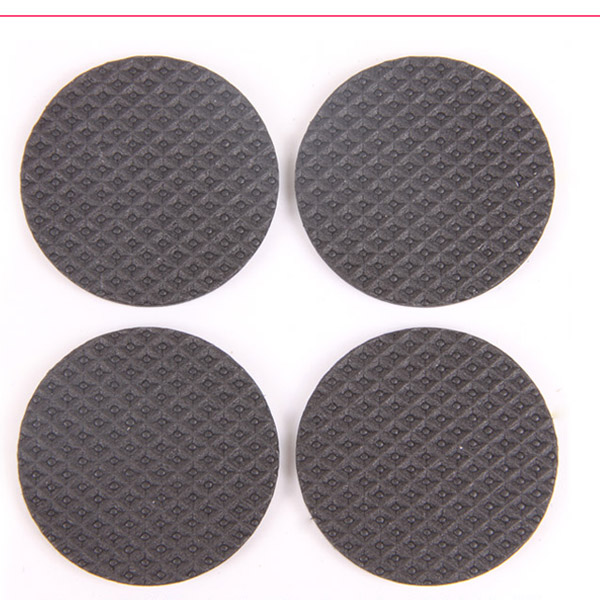 8Pcs Round Shape Protective Furniture Table Chair Foot Cover Pads Floor Fanggua Savers Mat