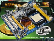 All solid state gf8200m 780g motherboard c61 c68 quad-core