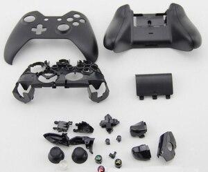 Image 5 - ゲームアクセサリーのためのxbox oneワイヤレスコントローラフルハウジングの交換シェルやボタンケース硬質表面