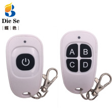 433 Mhz Wireless Remote Control  1 / 4 buttons 1527 Learning Code Transmitter For Garage controller no clone include battery