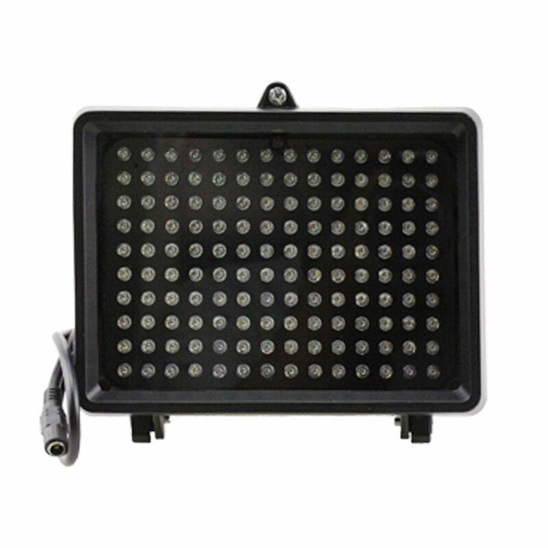50 M IR distance 850nm infrarouge 140 pièces led lampe illuminateur moniteur lumière de remplissage pour caméra de Surveillance livraison gratuite