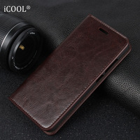 Crazy Horse Genuine Leather Case For XiaoMi Mi Note 2 Business Wallet Flip Cover For XiaoMi