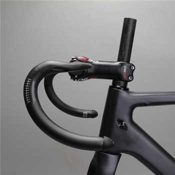 2017 EC90 Genuine Original newest full carbon fiber road bike handlebar car handle racing bend the Bicycle Handlebar
