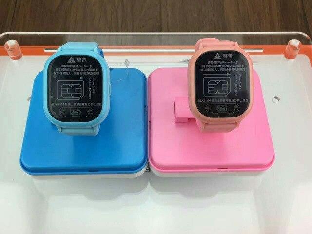2019 hot GPS tracking watch for kids IP67 waterproof GPS Smart Watch swimming camera children Watch touch Screen SOS Call TD-05 3