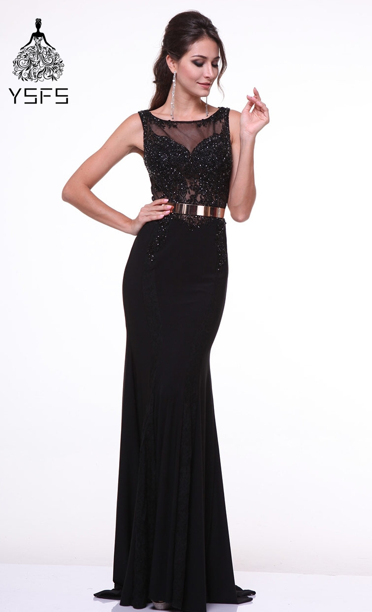 Compare Prices on Elegant Black Gown- Online Shopping/Buy Low ...