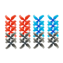 LDARC 1545 1540 1.0 / 1.5 Hole 40mm Lightweight Propeller CW CCW 4-Blade Paddle for Mobula7 Beta75 Inductrix FPV Tiny 7X R7