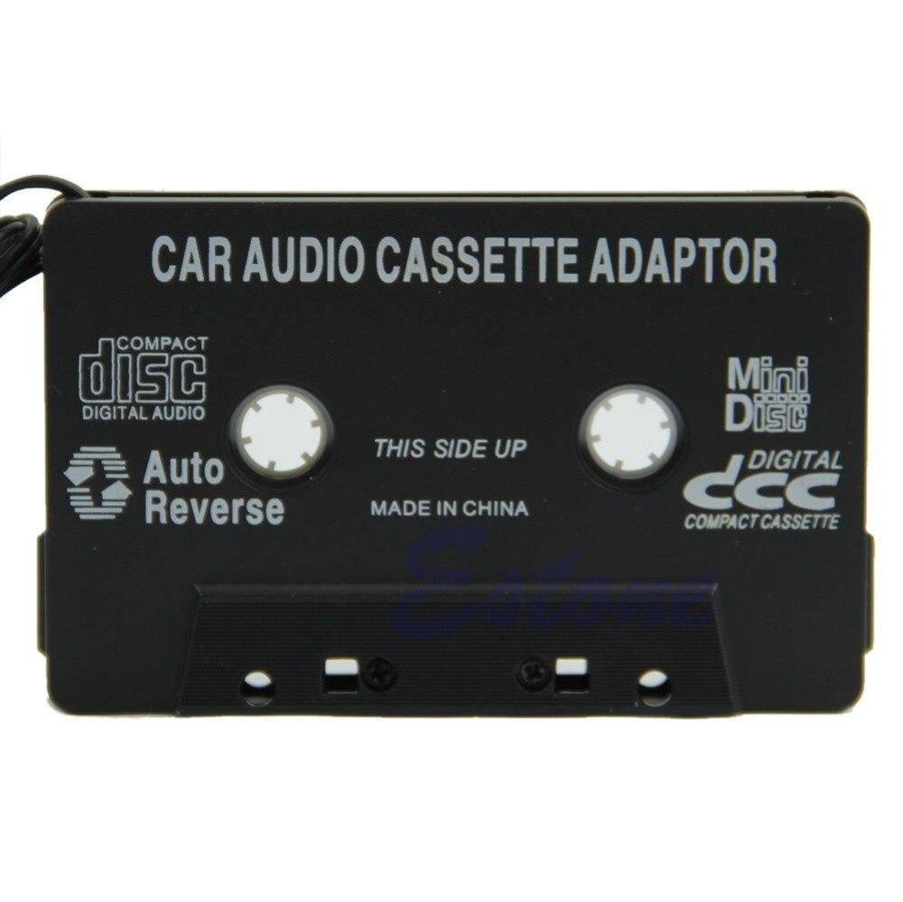 Heim-audio & Video 1 StÜck Auto Band Kfz-audiokassetten-adapter Radio Adapter 3,5mm Aux Kabel Für Iphone Ipod Mp3 Cd Md Schwarz/weiß Unterhaltungselektronik