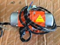 AC 110V/220/380V Vibration Electric Machinery Industry AC Industry Motors