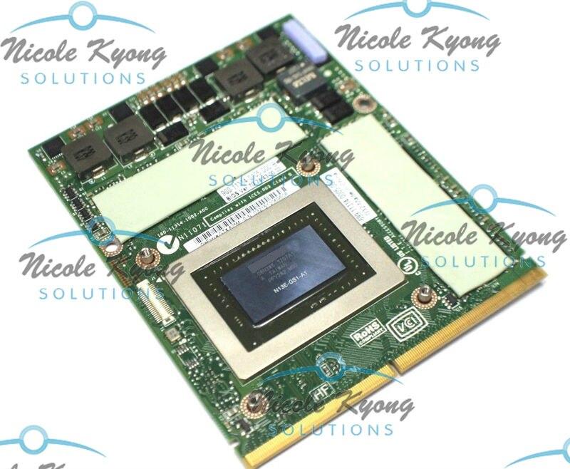 GTX675M GTX 675M 2G VGA Video Graphics Card Module 7W4GT HXD3N C0XGT For Dell M6000 M6600 M6700 M6800 M15X M17x R2 R3 R4 laptop nvidia gtx 260m 1gb 4wgvv video card for dell alienware m15x m17x r2 r3 m18 r1 r179t drop shipping