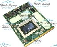 Gtx675m GTX 675 м 2 г VGA Видео Графика карты модуля 7w4gt hxd3n c0xgt для Dell M6000 M6600 M6700 m6800 m15x M17X r2 r3 R4 ноутбука