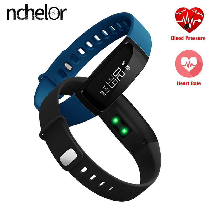 Luxury Smart Bracelet for Android IOS IP67 Waterproof Heart Rate Blood Oxygen Sleep Monitoring Pedometer Smart Watch Men Women цены онлайн