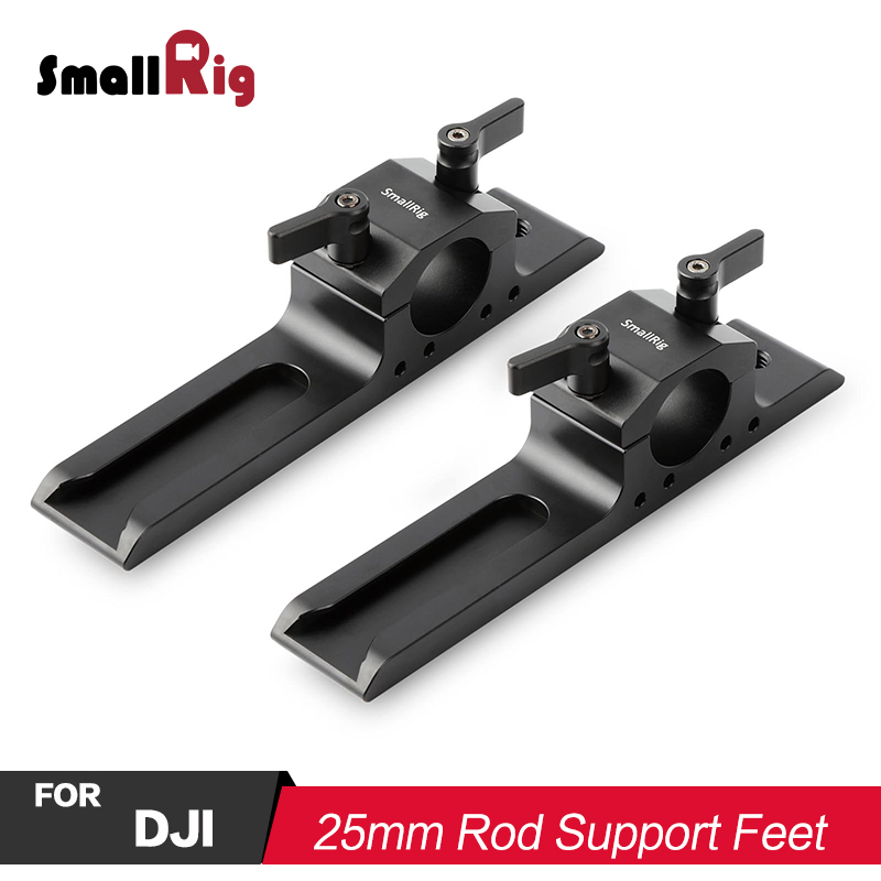 SmallRig DSLR Camera Gimbal Stabilizer 25mm Rod Support Feet for DJI Ronin-M/ Ronin-MX Grip/Freefly MoVI Ring W/ Shoe Mount 1914 men faux shearling plaid jacket