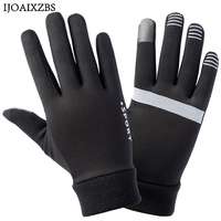 Outdoor Sports Gloves Running Winter Men Women Touch Screen Skiing Warm Windproof Cycling Hiking Motorcycle Full