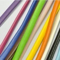 10meters/lot 4x2mm Multi Colors Flat Pu Leather Cord for Necklaces & Bracelets Jewelry Making Wholesale F17