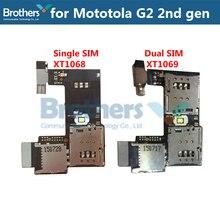 SIM Card Holder for Motorola Moto G2 XT1068 XT1069