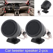 2pcs 500W High Efficiency Dome Mini Car Tweeter Speakers Aut