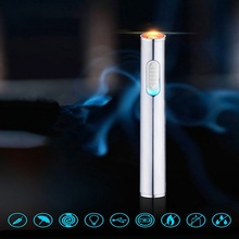 Mini Thin Electronic Cigarette Lighter