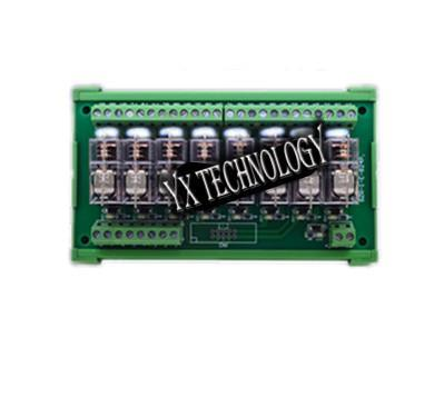8-channel combination relay module DC PLC control panel relay module G2R-1-E
