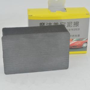 Image 5 - 1 Pcs Car Wash Magic Clay Bar Pad Sponge Block Super Auto Detailing Clean Clay Car Clean Tools Magic Mud Car Cleaner