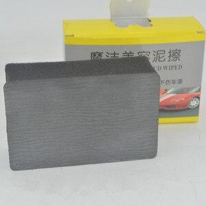 Image 5 - 1 pièces lavage de voiture magique argile barre tampon éponge bloc Super Auto détaillant propre argile voiture propre outils magique boue voiture nettoyant