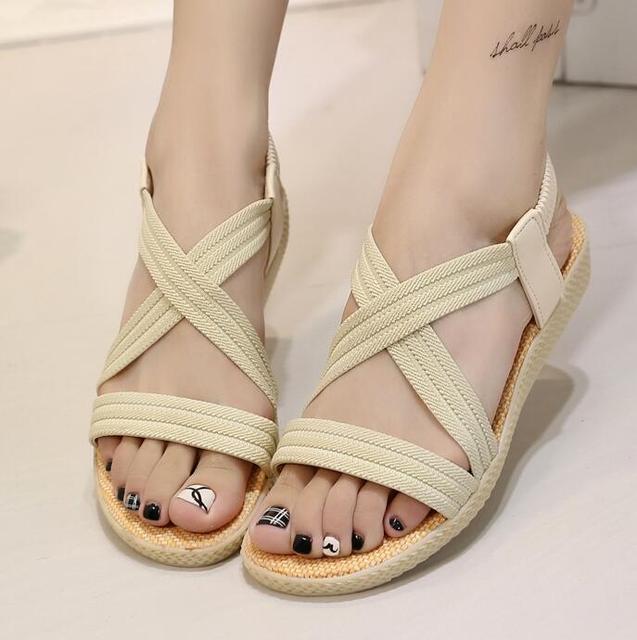 New Summer Women Sandals Bohem…