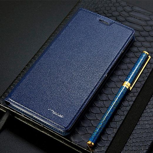 bilder für Fall-abdeckung Für Xiaomi Mi 5 s/5 s Plus Hohe Qualität Original marke Top Echtes Leder Magnetic Flip Stand Telefon Taschen + Freies Geschenk