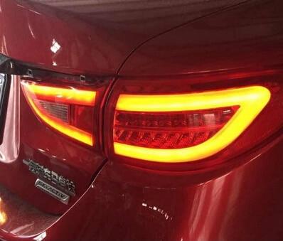 New Led Tail Lights 2014 2015 Mazdas M6 Atenza Led Tail
