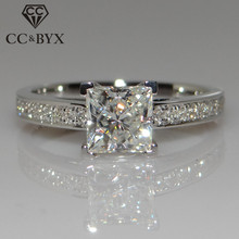 CC Jewelry Fashion Sterling 925 Silver Rings For Women Jewel