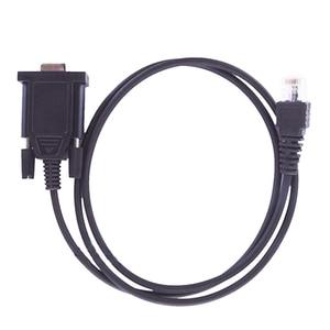 Image 5 - สายการเขียนโปรแกรม 8 pins สำหรับ motorola GM300,GM3188,GM338, GM3688 GM3188 ฯลฯโทรศัพท์มือถือวิทยุ COM ตัวเชื่อมต่อ