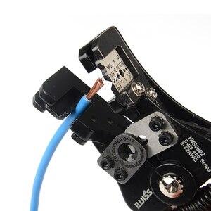 Image 4 - Tuốt Dây tự động Kìm dây vũ nữ Thoát y Đa chức năng điện dao cắt dây 0.35 8.2mm ² đa chức năng dây dao rọc cáp