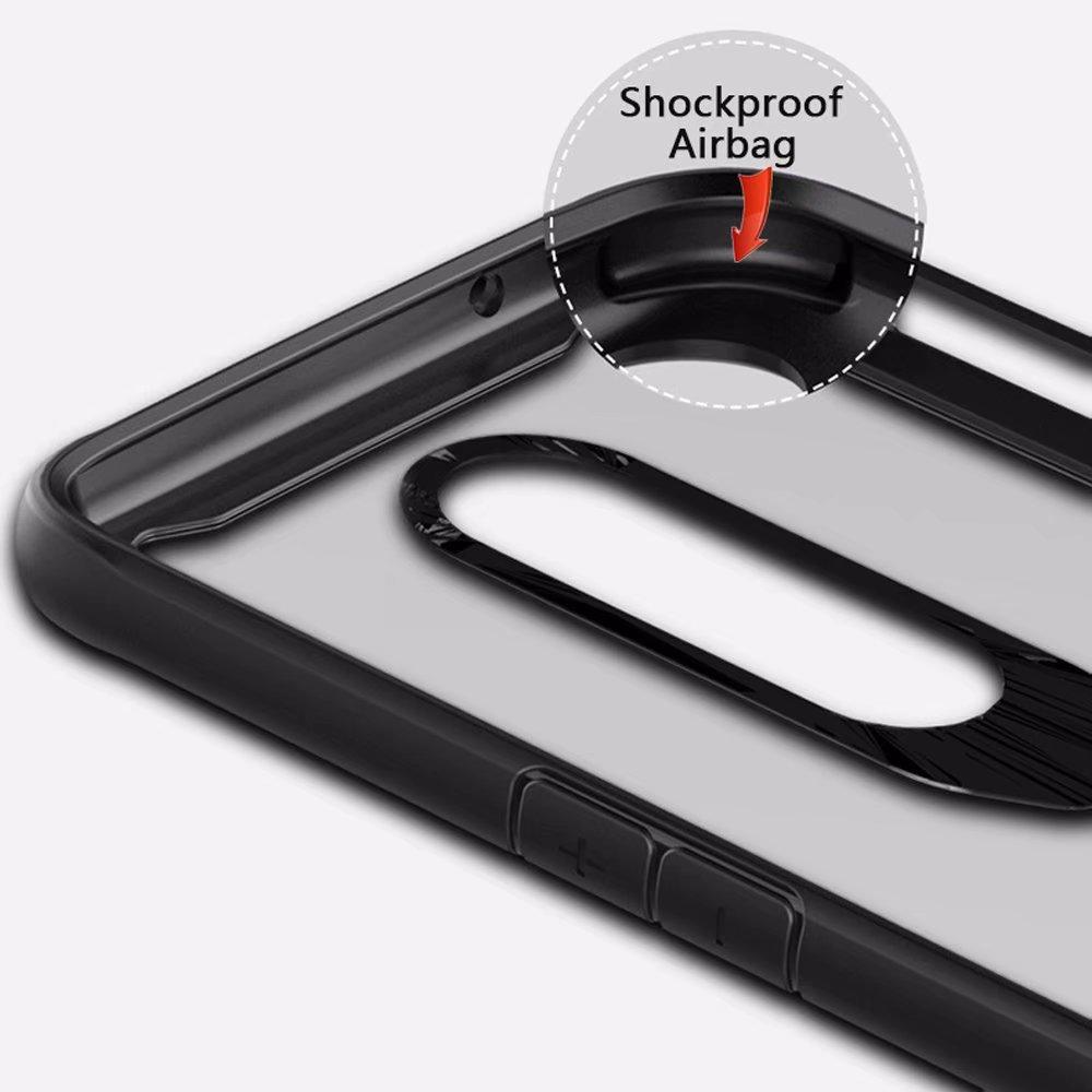 Image 4 - Сверхмощный защитный чехол для телефона one plus 6 7 6t бампер Защита от грязи простой плотно прилегающий Чехол ударопрочный с бесплатными ремнями-in Полуобернутый чехлы from Мобильные телефоны и телекоммуникации