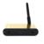 Desxz X300 Receptor Sem Fio Bluetooth 2.4G Link de Áudio Música Adaptador Receptor de Áudio Música para Speaker Music Player TV