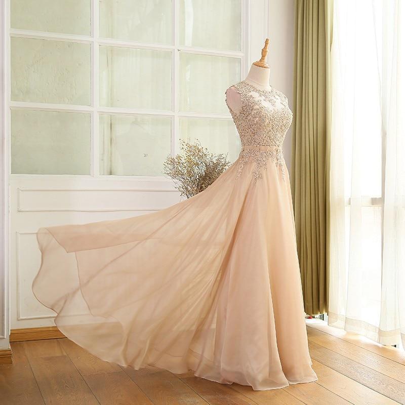 Robe De Soiree Μια σειρά μακρύ φορέματα - Ειδικές φορέματα περίπτωσης - Φωτογραφία 3