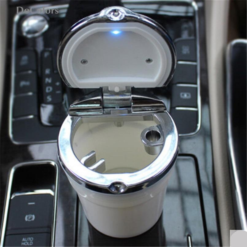 KöStlich Docolors Auto Aschenbecher Mit Led Lampe Fall Für Honda Crv Accord Odeysey Cross Fit Jazz City Civic Jade Crider Spirior Ciimo