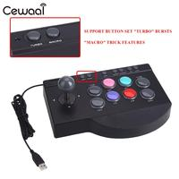 Wired Joystick Arcade Console Video Game Arcade Game for Xbox One Premium