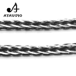 Image 5 - ATAUDIO Hifi Speaker Cable Hi end Hybrid OCC Silver Plated Diy Speaker Bulk Cable with 16 Strands