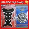 Carbon Fiber Tank Pad Protector For KAWASAKI NINJA ZX-10R 06-07 ZX 10 R 2006-07 ZX 10R ZX10R 06 07 2006 2007 + Tank Cap sticker