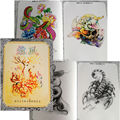 Free Shipping New tattoo book on Emily tattoo supply for tattoo A4 size
