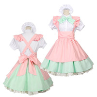 Maid Cosplay Women S Cosplay Maid Costume Cartoon Character Sexy Maid Costumes Cosplay Dress Lace