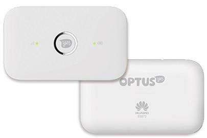 Здесь продается  Optus Huawei E5573 LTE MiFi Modem Router  Компьютер & сеть