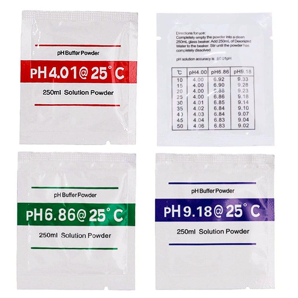 6.86 9.18 Pontos de Calibração de PH