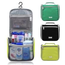 Waterproof Cosmetic bag womens/men oxford cloth Travel Organizer Bag Toiletries Washing Storage Bags Unisex practical Clutch