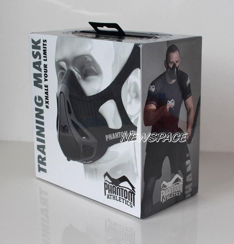 training mask 2.0 phantom бесплатная доставка