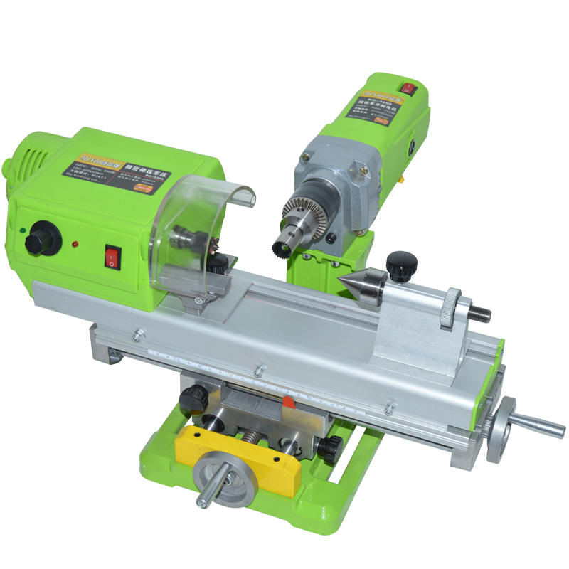 Us 295 2 10 Off Bead Ball Lathe Beads Making Machine Small Diy Woodworking Bench Drill Micro Polished Barrel In Lathe From Tools On Aliexpress Com