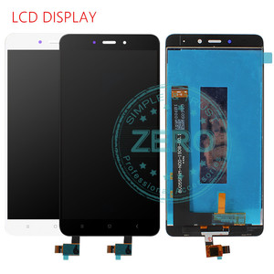 Image 5 - For Xiaomi Redmi Note 4 MediaTek LCD Display Frame Complete Touch Screen Panel Redmi Note4 Note 4 MTK LCD Digitizer Spare Parts